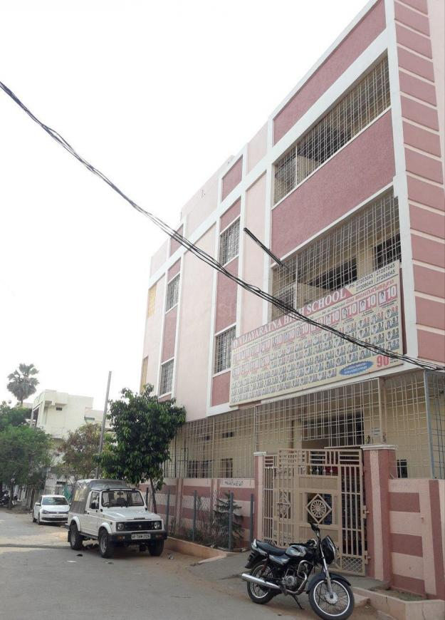 Schools &Universities Image of 1411.0 - 1455.0 Sq.ft 3 BHK Apartment for buy in Sindhu Haritha Krishna Kunj