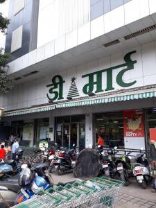 Groceries/Supermarkets Image of 443.0 - 891.0 Sq.ft 1 BHK Apartment for buy in Sheth Corp Avante
