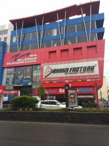 Shopping Malls Image of 500 Sq.ft 1 BHK Independent Floor for rent in Himayath Nagar for 9500