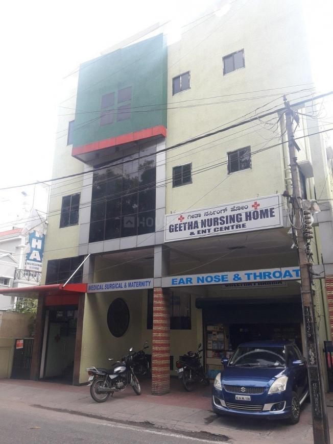 Hospitals & Clinics Image of 500 Sq.ft 1 RK Independent House for buyin R. T. Nagar for 2500000