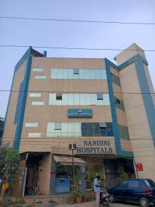 Hospitals & Clinics Image of 1479.93 - 1489.94 Sq.ft 3 BHK Apartment for buy in Sarathi Aavaas