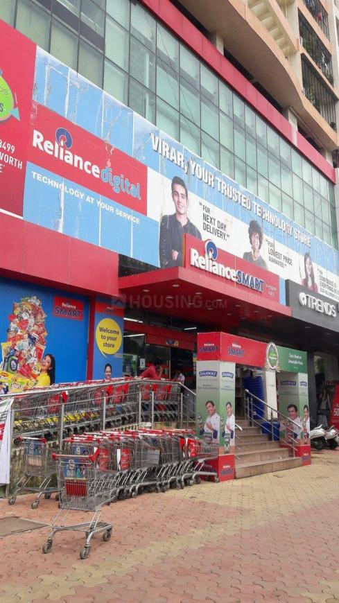 Groceries/Supermarkets Image of 611.39 - 843.46 Sq.ft 2 BHK Apartment for buy in Parikh Paradise Grandeur