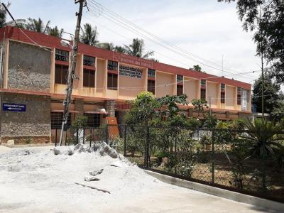 Hospitals & Clinics Image of 1178 Sq.ft 2 BHK Apartment for buyin Peace Apartments, Battarahalli for 4300000