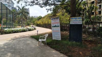 Parks Image of 0 - 955.0 Sq.ft 3 BHK Apartment for buy in Veena Crest