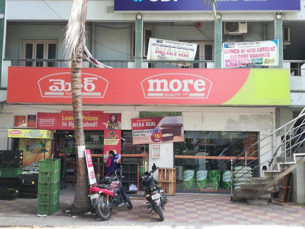 Groceries/Supermarkets Image of 545.95 - 1534.93 Sq.ft 1 BHK Apartment for buy in Sumukhesh Heights