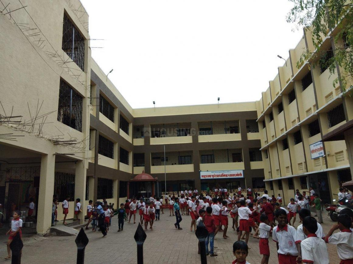 Pimpari Chinchawad Marathi School