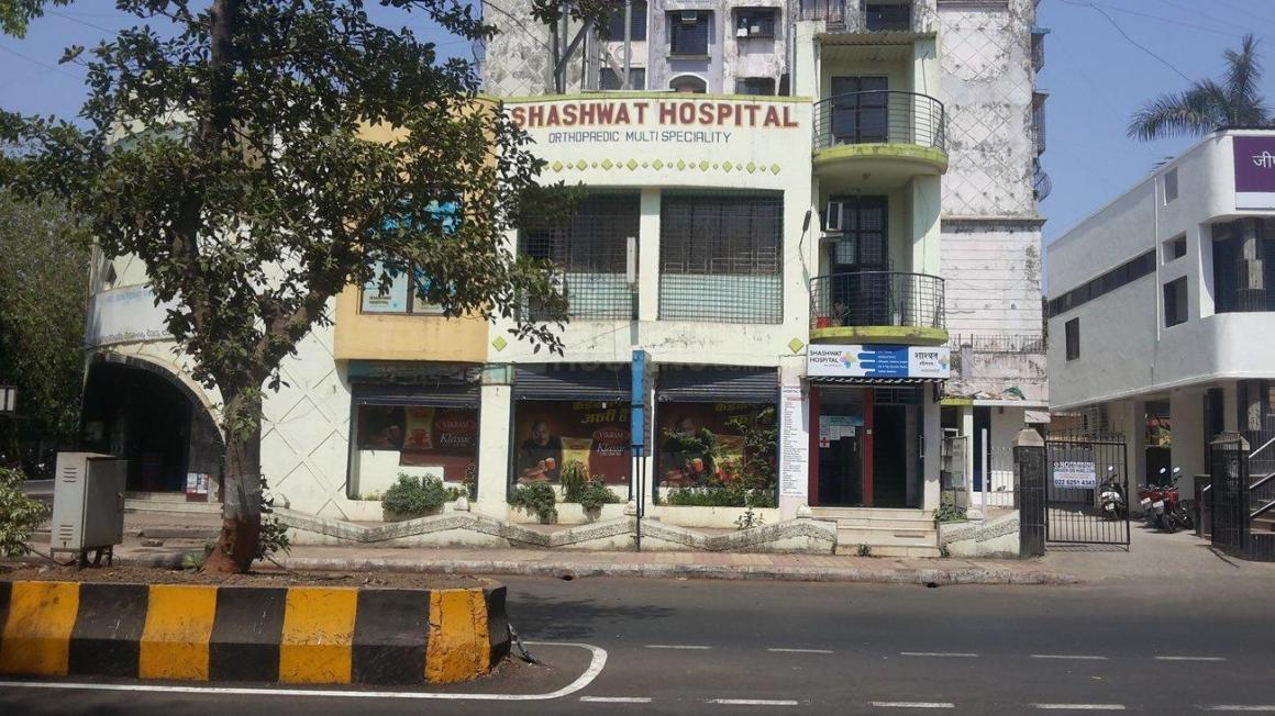 Hospitals & Clinics Image of 350 Sq.ft 1 BHK Independent House for buyin Nerul for 2400000