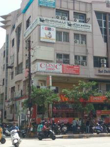 Groceries/Supermarkets Image of 600 Sq.ft 2 BHK Apartment for buy in Himayath Nagar for 3000000