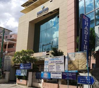 Hospitals & Clinics Image of 1021.0 - 1564.0 Sq.ft 2 BHK Apartment for buy in Radiance The Pride