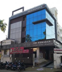 Hospitals & Clinics Image of 915 Sq.ft 2 BHK Apartment for buyin Doshi Nakshatra II, Tambaram for 5500000