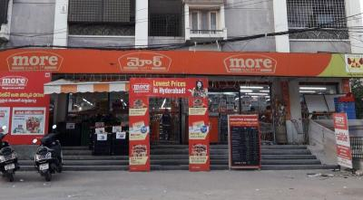 Groceries/Supermarkets Image of 800 Sq.ft 1 BHK Apartment for rent in Kothapet for 8000
