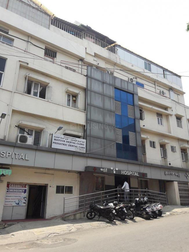 Hospitals & Clinics Image of 612 Sq.ft 1 BHK Independent House for buyin Banashankari for 6000000