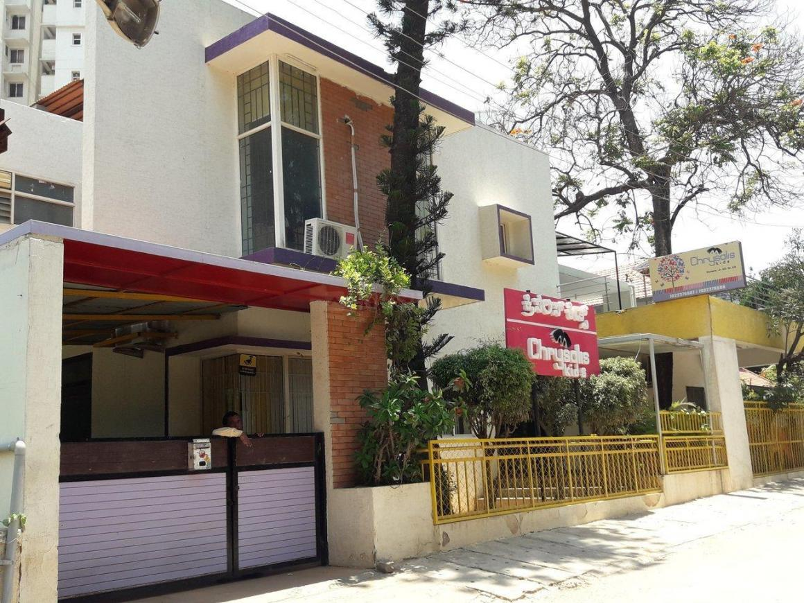 Schools & Universities Image of 600 Sq.ft 1 BHK Independent House for buy in Whitefield for 1500000