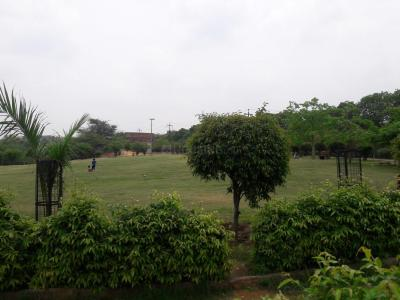 Parks Image of 0 - 405 Sq.ft 1 BHK Independent Floor for buy in Shyam Home 3
