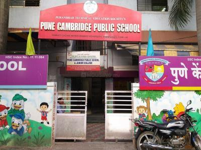 Schools & Universities Image of 1600 Sq.ft 3 BHK Apartment for rent in Wonder Bharati Vihar, Dhankawadi for 15000