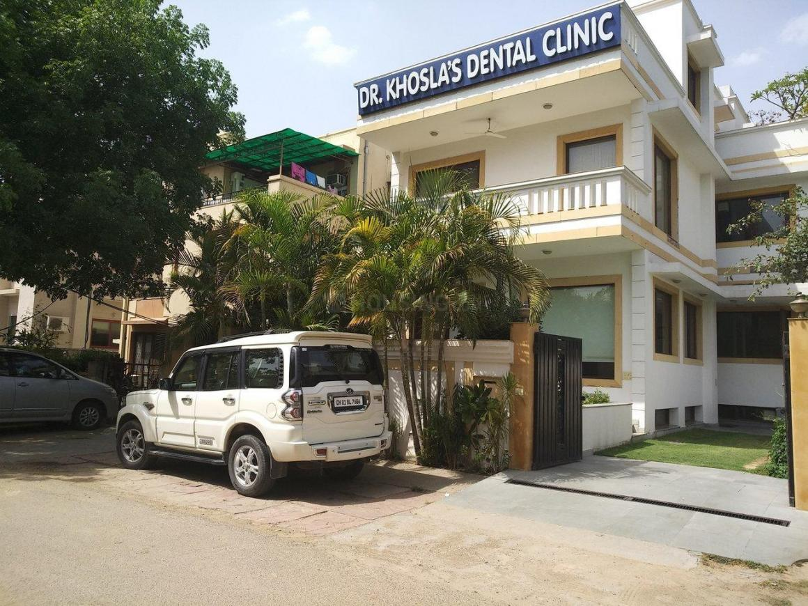 Hospitals & Clinics Image of 2300 Sq.ft 4 BHK Apartment for rentin DLF Phase 1 for 110000