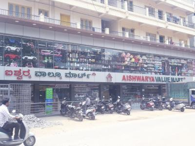 Groceries/Supermarkets Image of 1478 Sq.ft 3 BHK Apartment for rent in Aratt Divya Jyothi Emeralds, Kasavanahalli for 22000