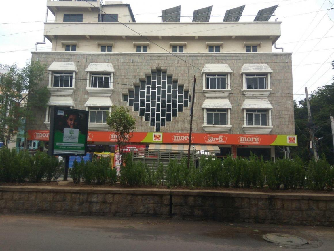 Groceries/Supermarkets Image of 1035 Sq.ft 2 BHK Apartment for buy in Saroornagar for 4200000