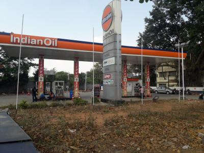 Petrol Pumps Image of 500 Sq.ft 1 BHK Independent Floor for rent in Mahadevapura for 11000