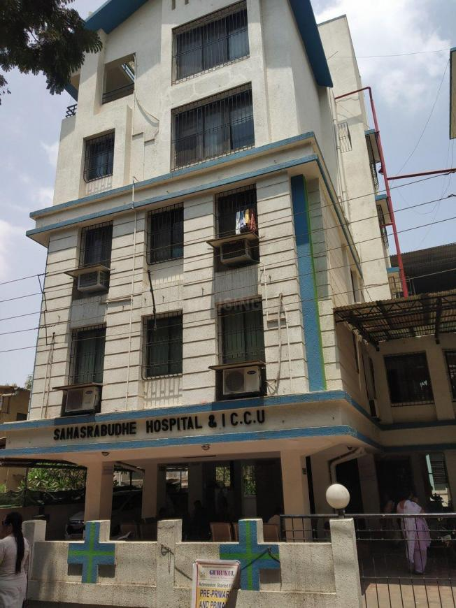 Hospitals & Clinics Image of 650 Sq.ft 1 BHK Apartment for buyin Panvel for 3800000