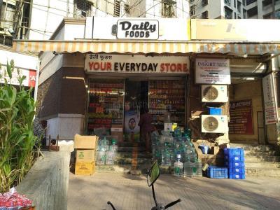 एकता सोसाइटी, कुर्ला वेस्ट  में 4500000  खरीदें  के लिए 200 Sq.ft 1 RK अपार्टमेंट के शॉपिंग मॉल  की तस्वीर