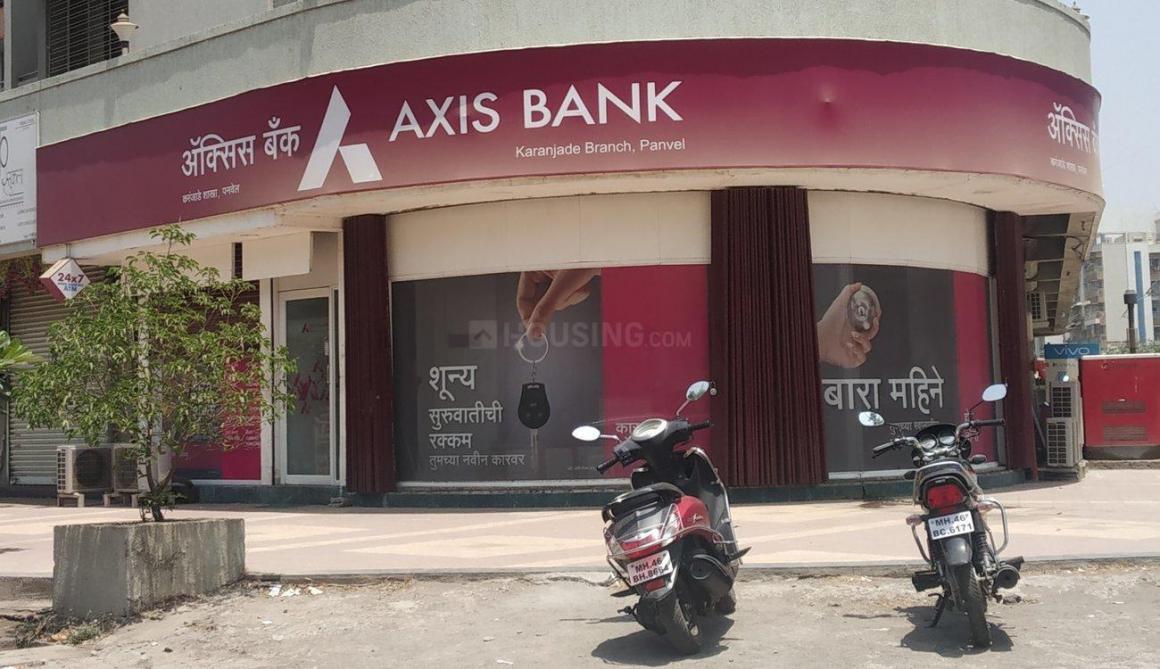 Banks Image of  Sq.ft Residential Plot for buy in Karanjade for 799000