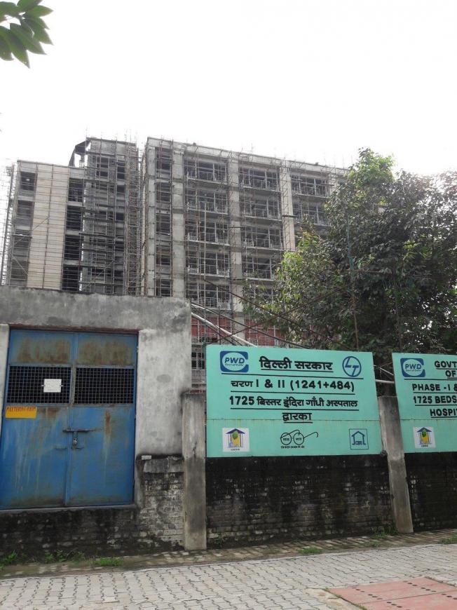 General Hospital Site