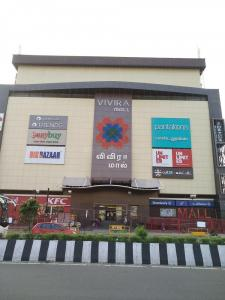 Shopping Malls Image of 782 Sq.ft 2 BHK Apartment for buy in DRA Truliv Navalur, Semmancheri for 3996000