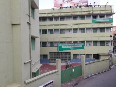 अदवितया टावर्स स्वागतो टावर में खरीदने के लिए 523 - 1135 Sq.ft 1 BHK अपार्टमेंट स्कूलों और विश्वविद्यालयों   की तस्वीर