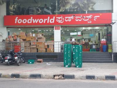 Groceries/Supermarkets Image of 1678.0 - 2660.0 Sq.ft 3 BHK Apartment for buy in Shravanee Dwaraka
