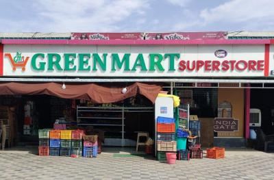 Groceries/Supermarkets Image of 579.0 - 3240.0 Sq.ft 1 BHK Apartment for buy in Paranjape Schemes Blue Ridge