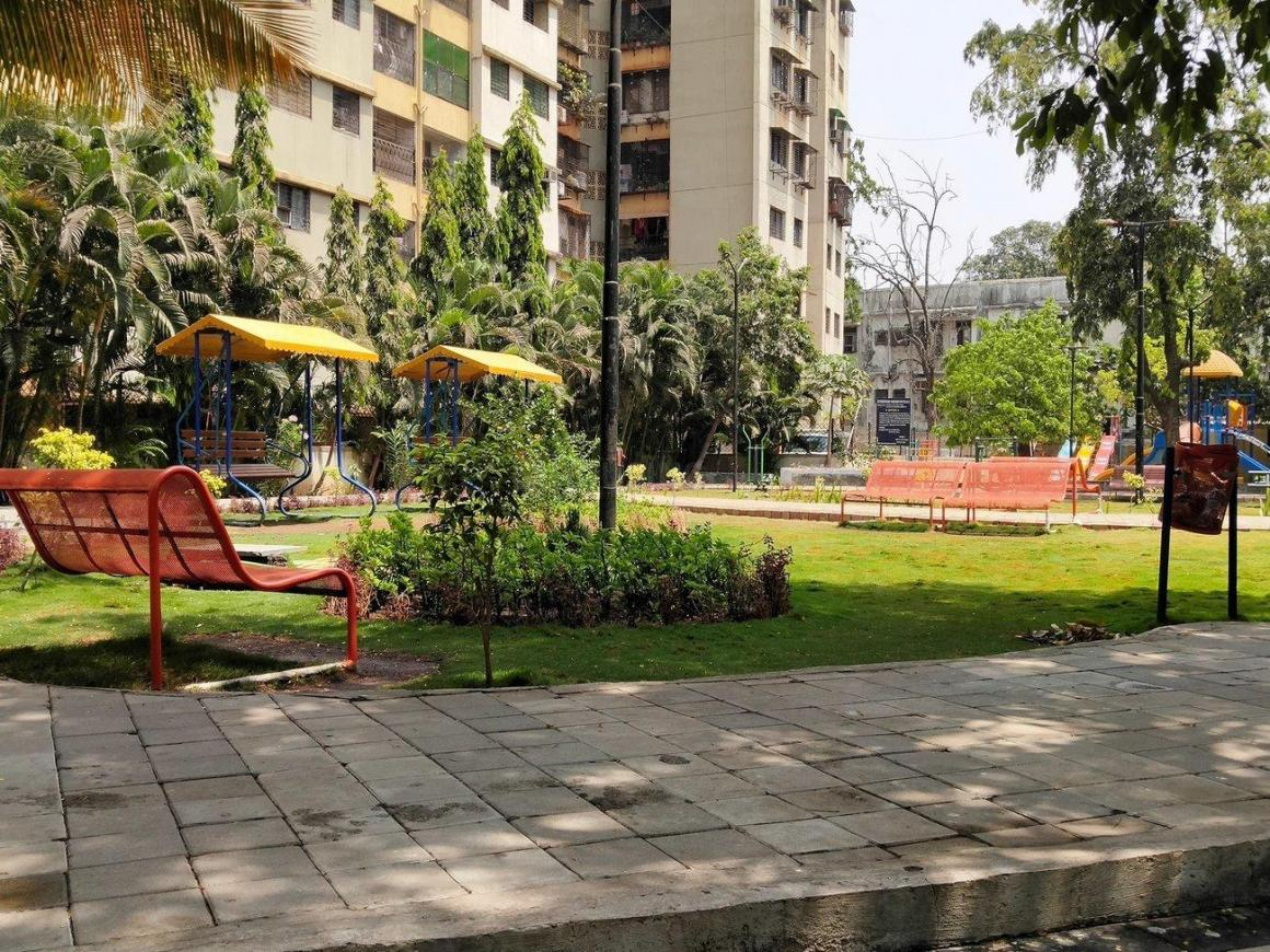 Parks Image of 372.65 - 667.58 Sq.ft 1 BHK Apartment for buy in Safal Shree Saraswati CHSL Plot 8 A