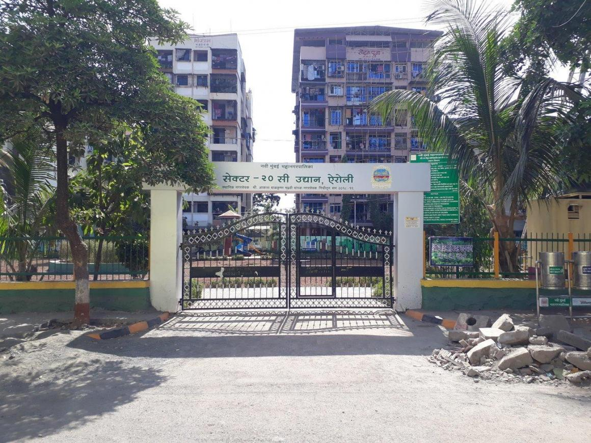 Parks Image of 1000 Sq.ft 2 BHK Independent House for buy in Airoli for 7500000