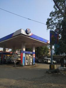 Petrol Pumps Image of 820 Sq.ft 2 BHK Independent Floor for rent in Serampore for 10000