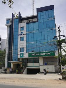 Hospitals & Clinics Image of 1540 Sq.ft 3 BHK Apartment for rentin Bachupally for 11000