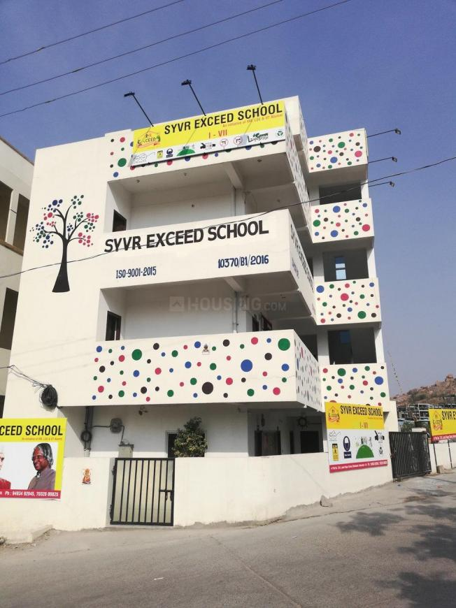 Schools & Universities Image of 1765 Sq.ft 3 BHK Apartment for buy in Manikonda for 7400000