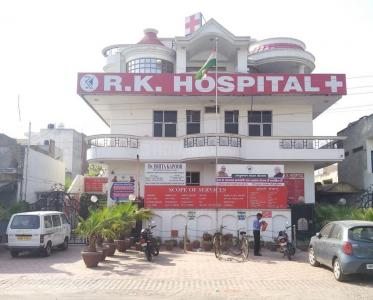 Hospitals & Clinics Image of 6120 Sq.ft 6 BHK Independent House for buyin New Industrial Township for 95000000