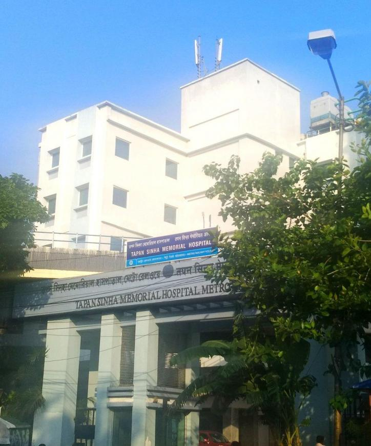 Hospitals & Clinics Image of 800 Sq.ft 2 BHK Independent House for buyin Tollygunge for 2600000