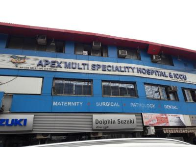 Hospitals & Clinics Image of 0 - 1040 Sq.ft 2 BHK Apartment for buy in Dosti Dsouza Nagar