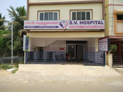 Hospitals & Clinics Image of 1050 Sq.ft 2 BHK Apartment for rentin Perumbakkam for 13000