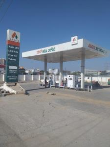 Petrol Pumps Image of 1240.0 - 1655.0 Sq.ft 2 BHK Apartment for buy in Vaishno Spark