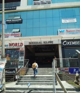 Shopping Malls Image of 419.79 - 817.52 Sq.ft 1 BHK Apartment for buy in Goel Ganga Newtown Phase 2
