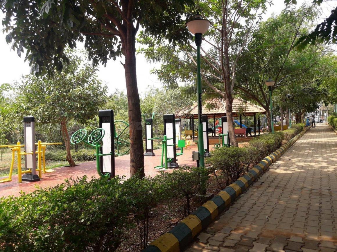 Parks Image of 1020 - 1465 Sq.ft 2 BHK Apartment for buy in Kishore Chowdeshwari Platinum-2
