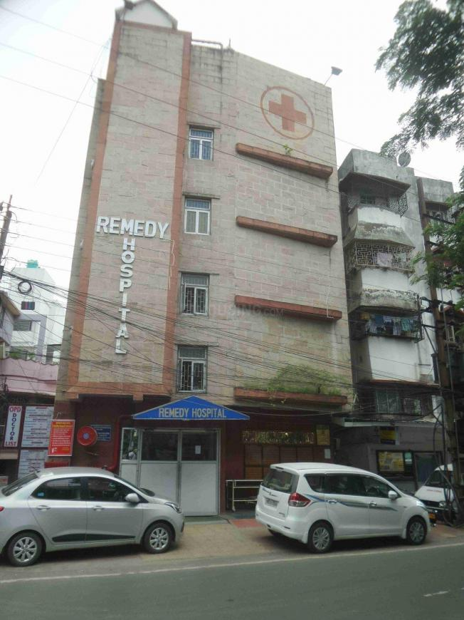 Hospitals & Clinics Image of 550 Sq.ft 1 BHK Independent Floor for buyin Garia for 5000000
