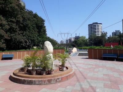 Parks Image of 800 Sq.ft 2 BHK Apartment for buy in Balaram Apartment, Airoli for 4000000