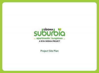 Siddha Suburbia Bungalow Brochure 9