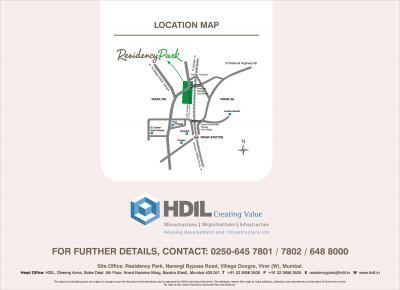HDIL Residency Park II Brochure 3