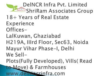 Del NCR Surya Chaman Enclave Plots Brochure 13