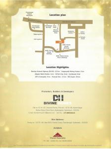 Divine Homes Hyderabad Allura Brochure 8