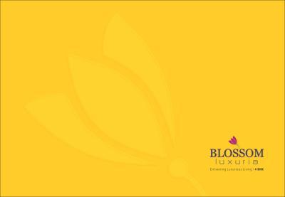 Shilp Blossom Luxuria Brochure 1